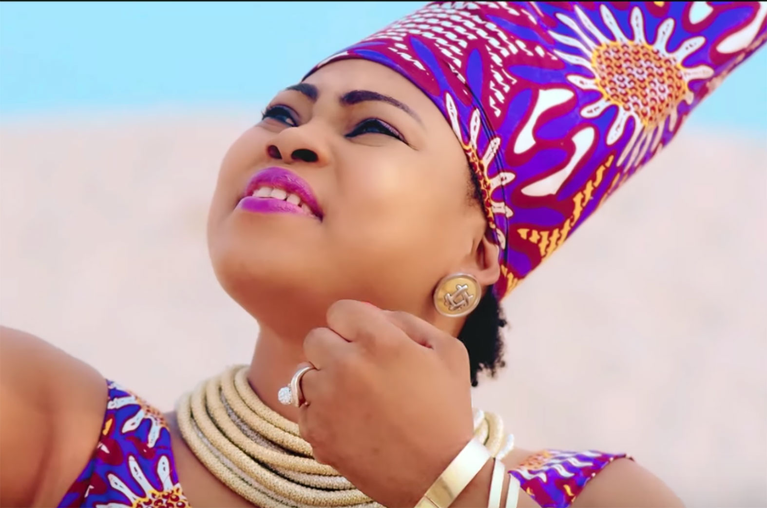 Music Download]: Joyce Blessing - I Swerve You (Prod by