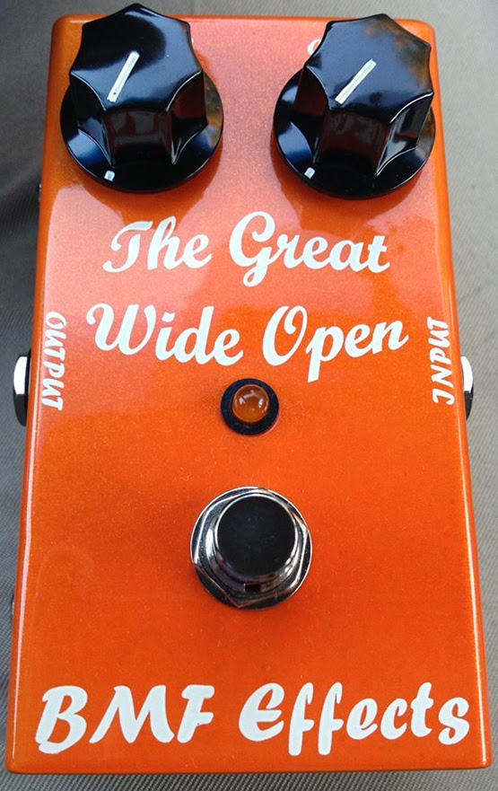 local music gear gear review bmf effects the great wide open od pedal review. Black Bedroom Furniture Sets. Home Design Ideas