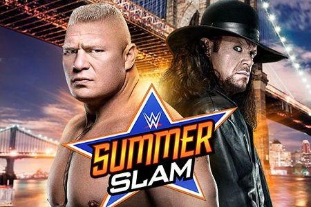 WWE Summerslam (2015) PPV HD