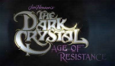 Arte promocional de The Dark Crystal