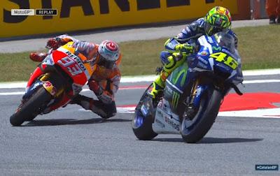 Pedrosa: Rossi Bisa Menang Karena Pembalap Lain Bermasalah
