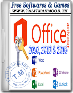 TALIT MAHMOOD: Microsoft Office Activators for Office 2010