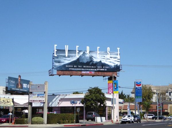 Everest special extension billboard