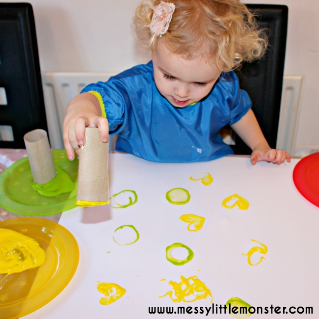 shape activity for toddlers and preschoolers.