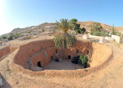 Matmata-Tunis