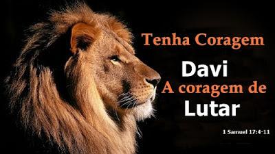 Série: Tenha Coragem - Davi: A Coragem de Lutar