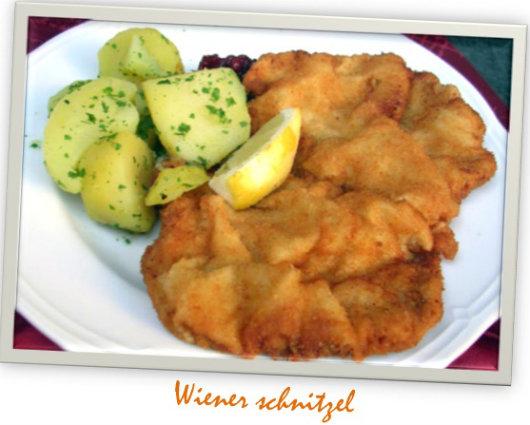 Hello ohohoh Vienna Calling! by Laka kuharica: Wiener schnitzel