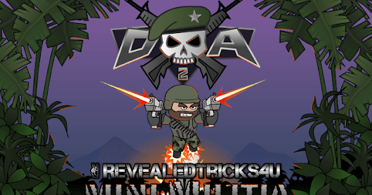 Toggle Mod v9.0 - Major Crashing Bug Fixed - Mini Militia v2.2.86 - Android - WORKS ON MULTIPLAYER
