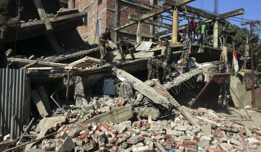 Gempa berkekuatan 6,8 SR mengguncang bagian tengah utara Myanmar pada ...