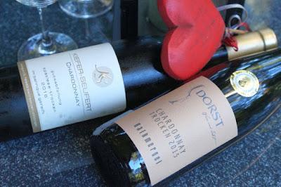 Chardonnay Dorst und Kiefer-Seufert