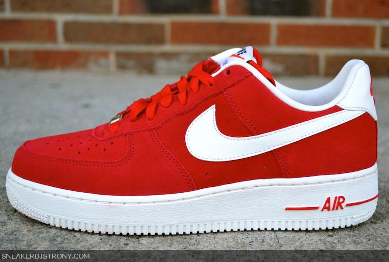 new styles b5f2e 48ae0 ... KICKS Nike Air Force 1 Low Blazer Pack Air Force 1 Low NBA University  Red ...