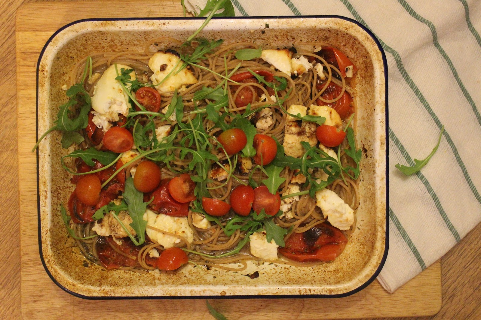 Super Duper Wholewheat Spaghetti (Super Healthy!)