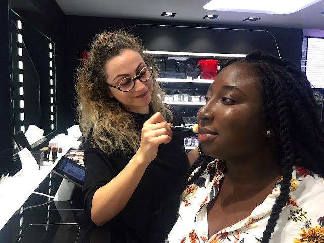 The Lip Finish | My Beauty Encounter with Kiko Cosmetics Milan.