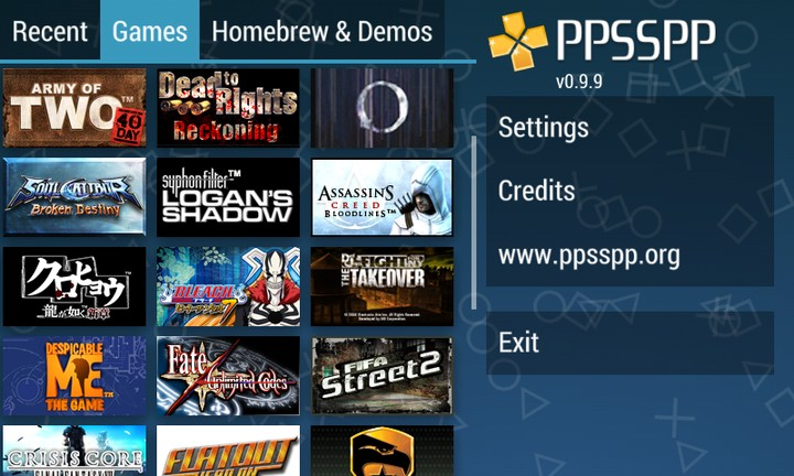 Download ppsspp gold for android phone   Download PPSSPP Gold