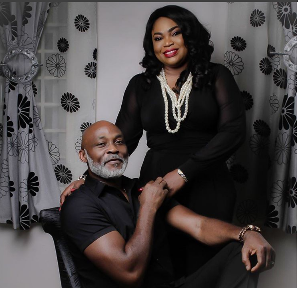 Rmd and his wife