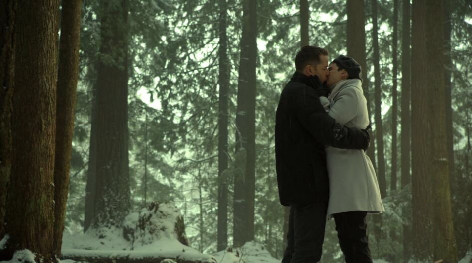 Mary Margaret y David recuperan sus recuerdos en un flashback de Once Upon a Time