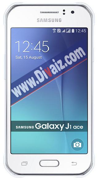 Samsung Galaxy J1 Ace - www.divaizz.com