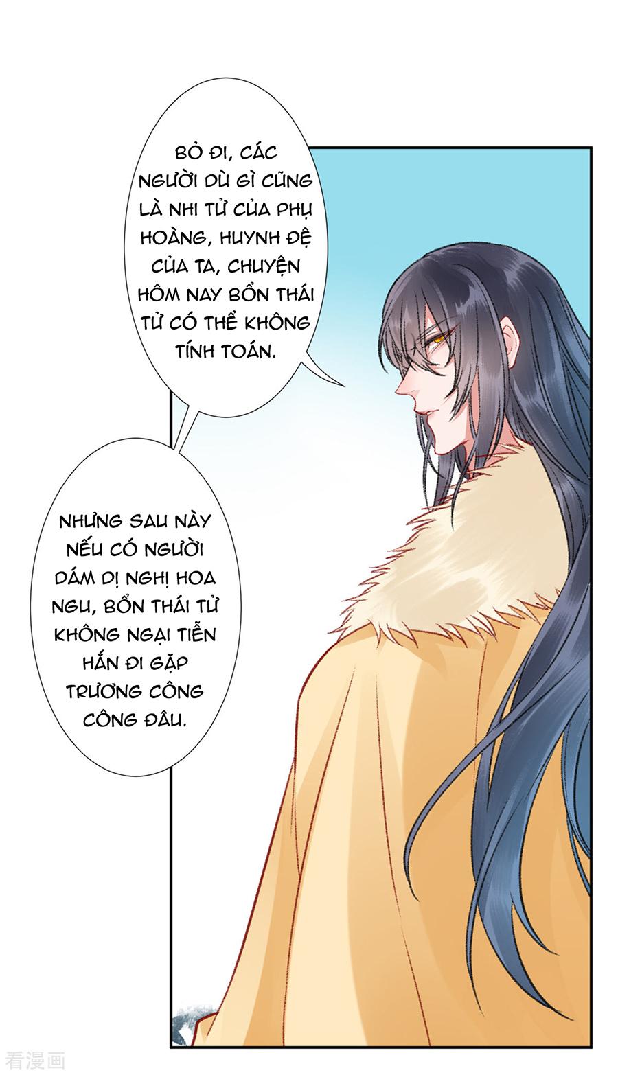 Hoàng phi 9000 tuổi chap 34 - Trang 14
