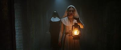 Taissa Farmiga The Nun 2018