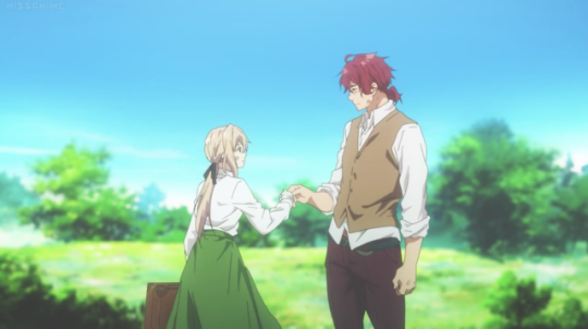Violet Evergarden The Winter 2018 Anime Chart Officially