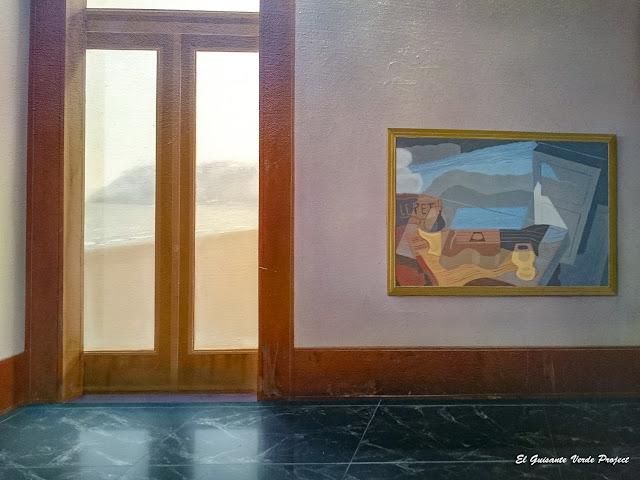 Proyecto para un pintor ecléctico, Darío Urzay - Museo Bilbao por EGVP