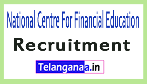 National Centre For Financial Education NCFE Recruitment