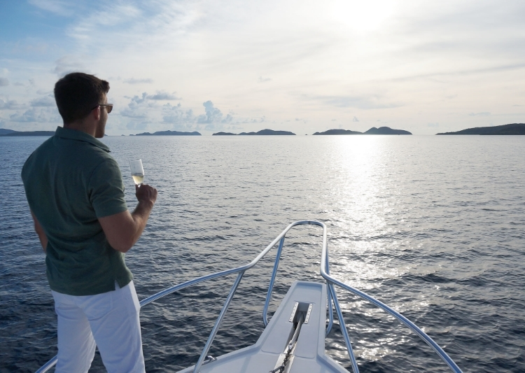 Euriental | fashion & luxury travel | Philippines, Palawan, Busuanga Bay Lodge sunset cruise