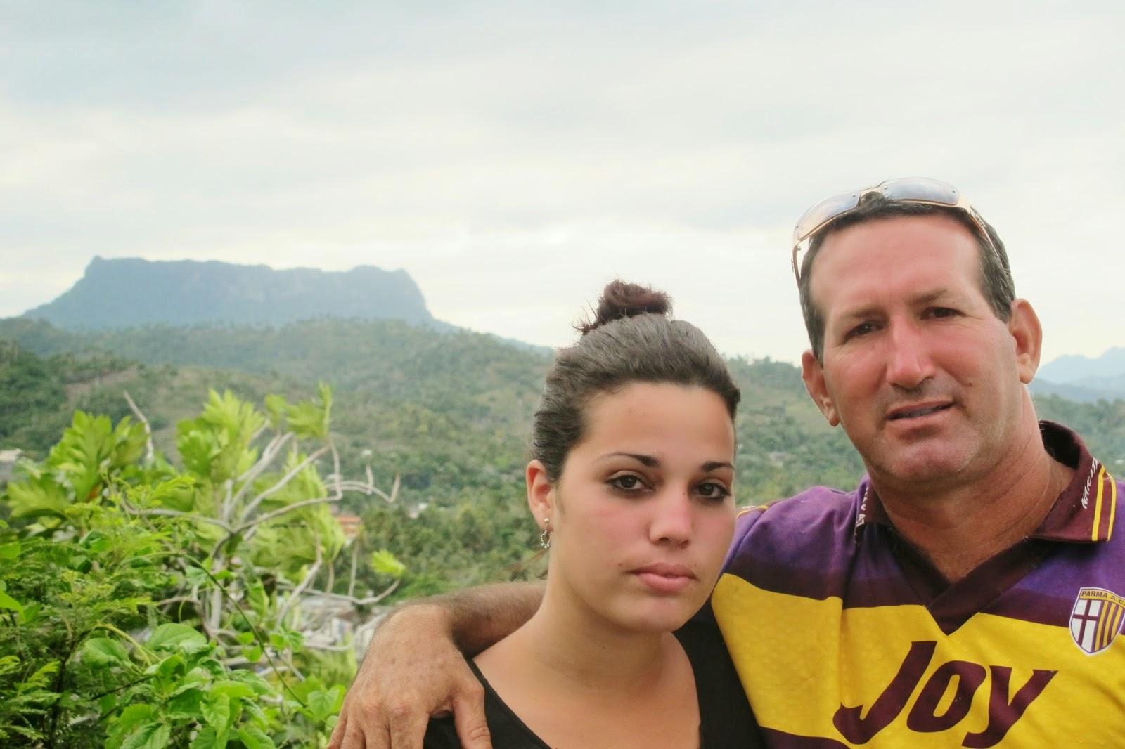 Nativos de Baracoa, numa das regiões mais remotas de Cuba.
