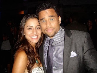 Handsome Hollywood Actor, Michael Ealy Says His Wife Isn't ...