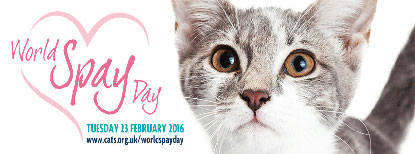 World Spay Day 2016