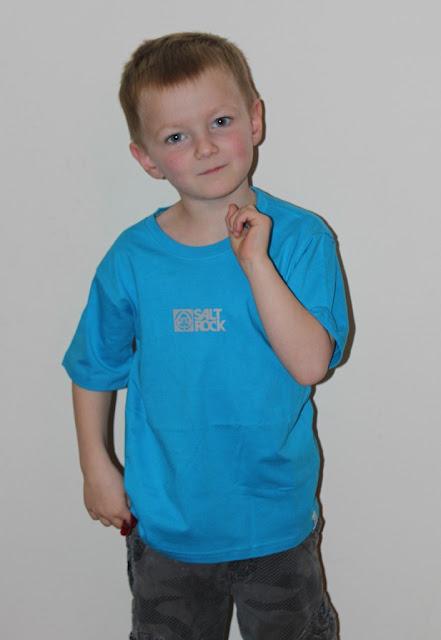 saltrock t shirt