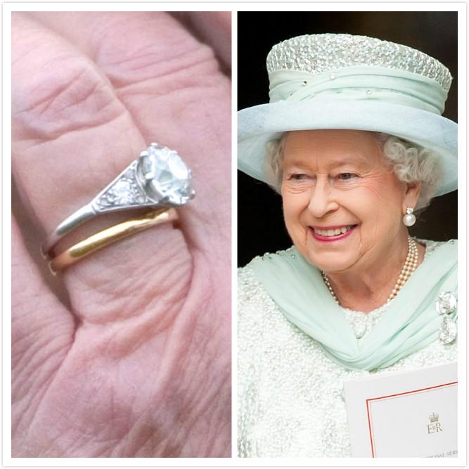 Dream Wedding Girls: Jennifer Aniston's Engagement Ring