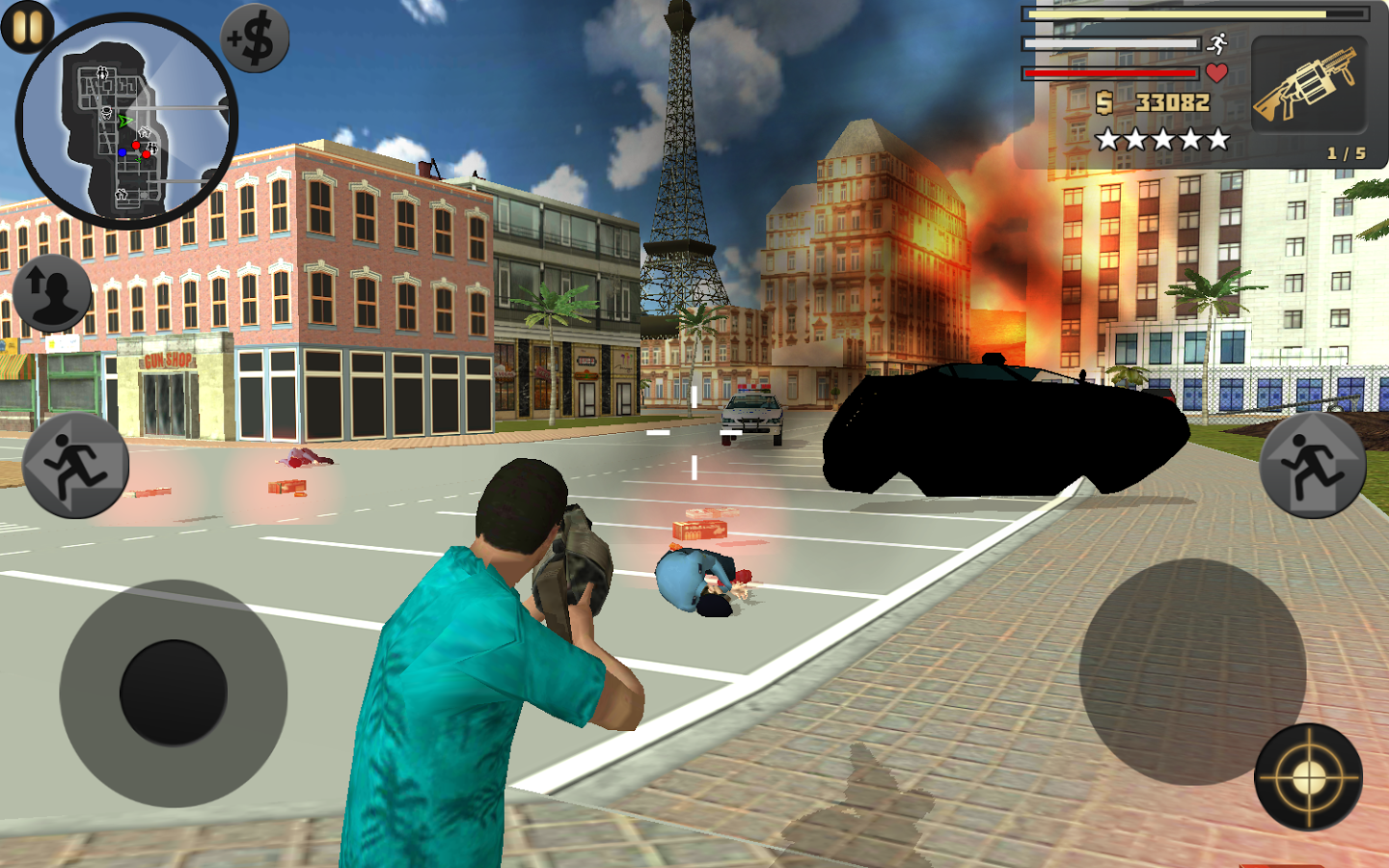 Vegas Crime Simulator | 24 MB & 60 MB