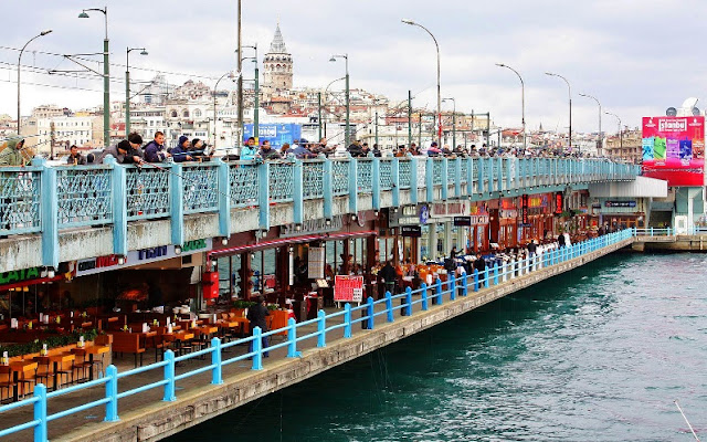 Quarto dia de roteiro em Istambul