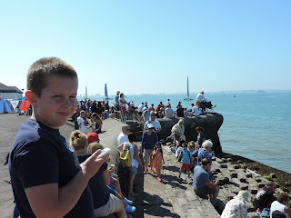 americas cup portsmouth harbour solent 2016