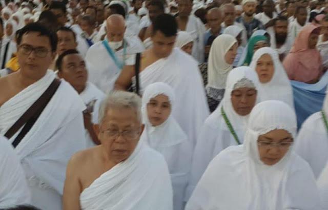 Jutaan Alumni Haji Diupayakan Dukung Jokowi-Ma'ruf