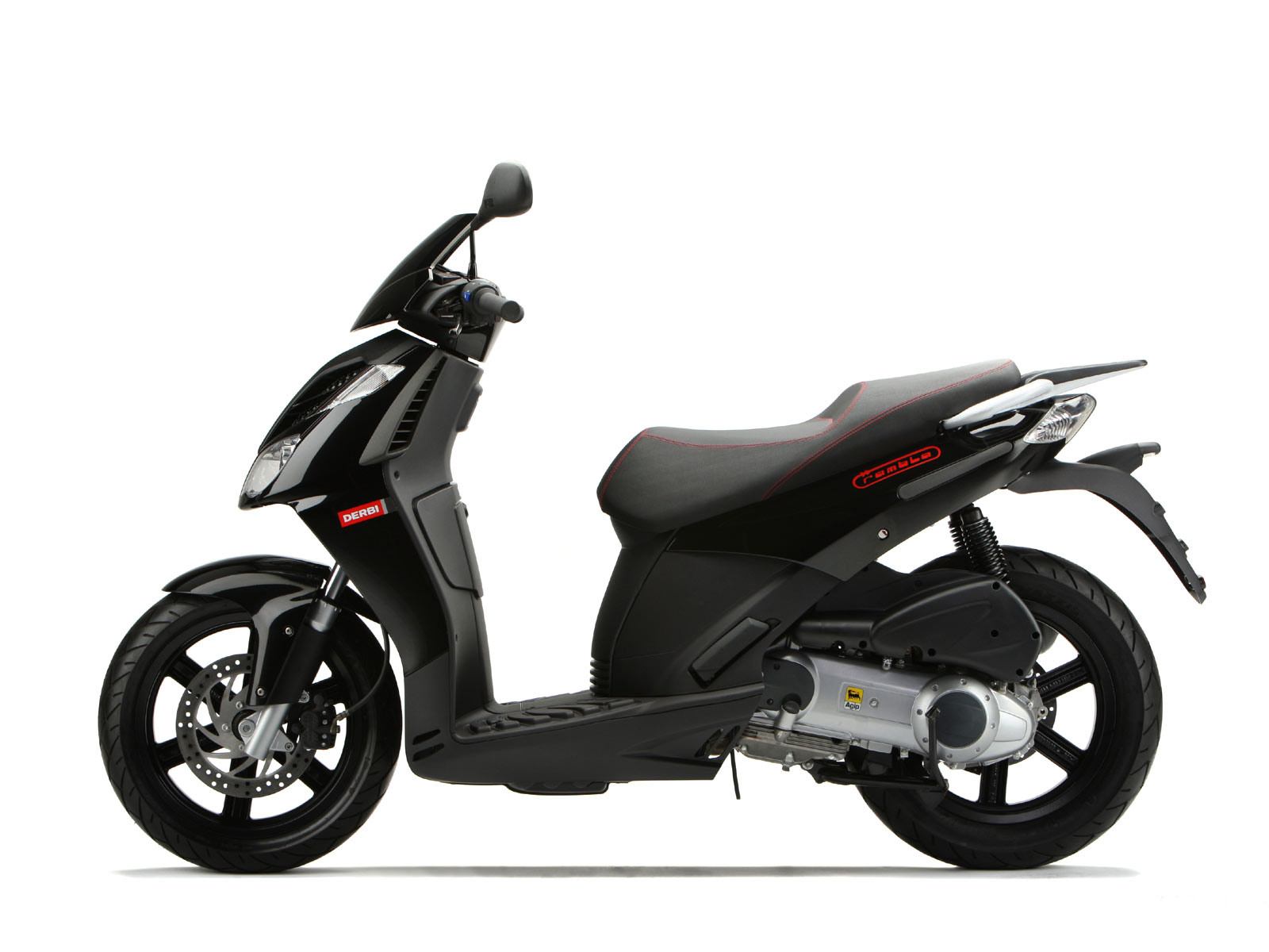 2008 DERBI Rambla 125 Scooter pictures Accident lawyers info