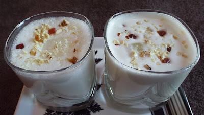 দই শরবত - Doi Sharbat Sweet Lassi - Ramadan Recipes New 2019