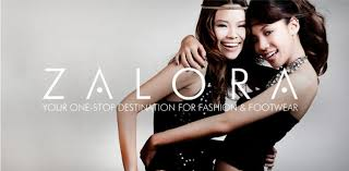 Zalora Diskon fashion merk terkenal dunia