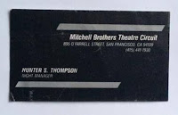 O'Farrell Theater, Mitchell Brothers