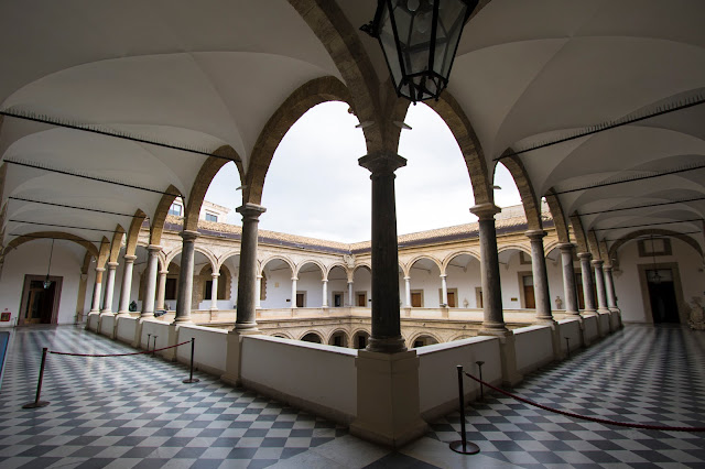Appartamenti reali-Palazzo dei Normanni-Palermo