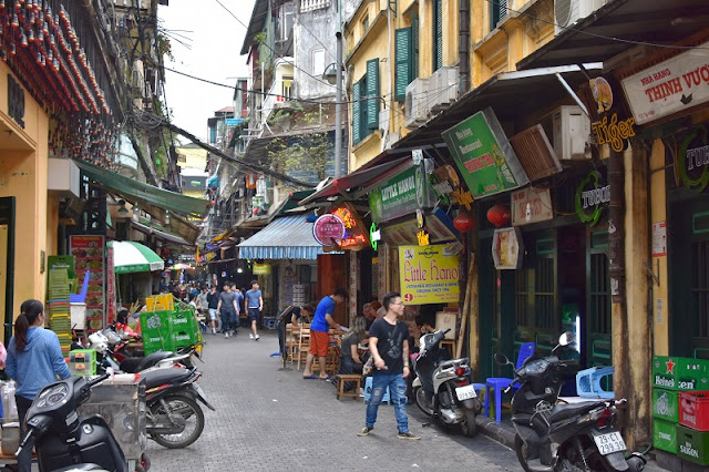 Hanoi Old Quarter - Ideal sights before Sapa Tours From Hanoi 1
