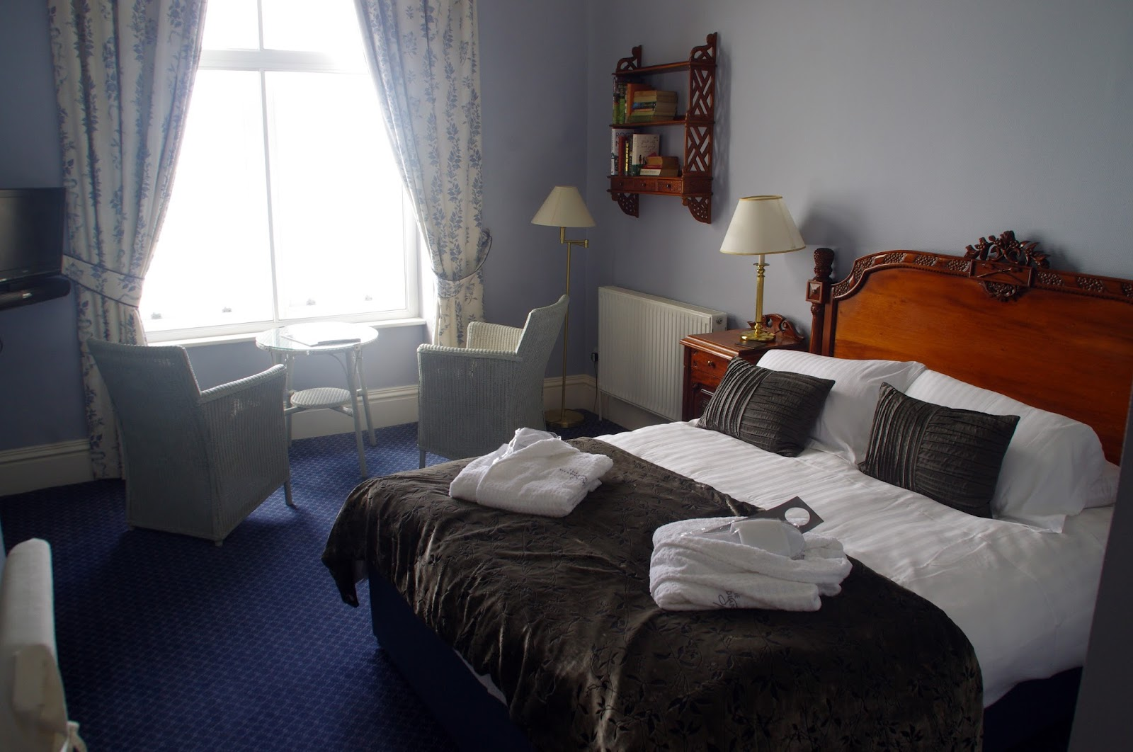 Headland Hotel Newquay Cornwall Room