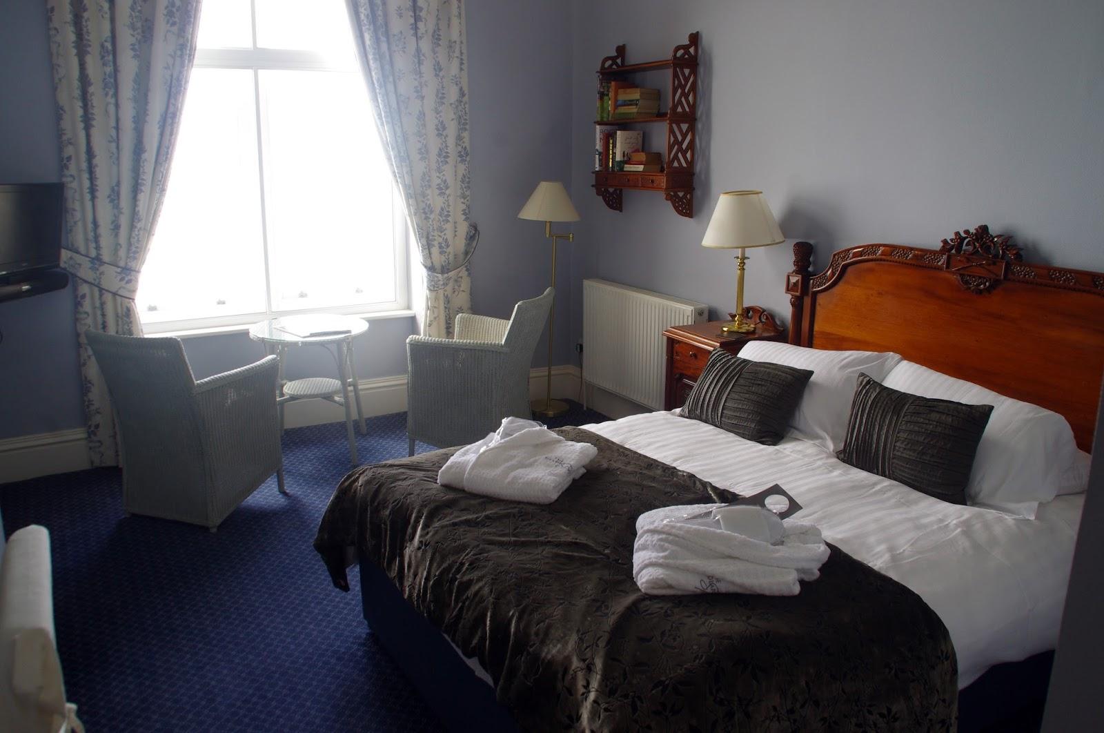 Headland Hotel Newquay Cornwall Room