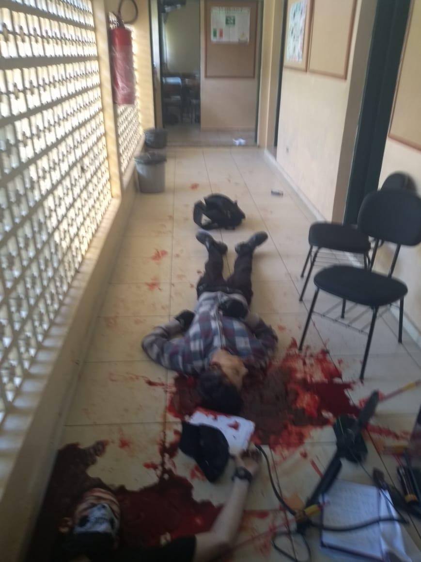 IMG 20190313 WA0139 - Veja fotos do massacre em Suzano