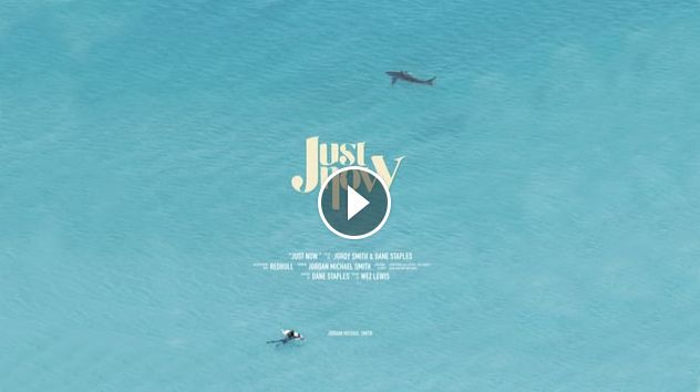 Just Now - Jordy Smith