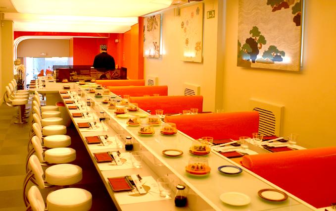 Oishii Sushi & Ramen