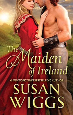 Boom Review: The Maiden of Ireland, by Susan Wiggs, 4 stars