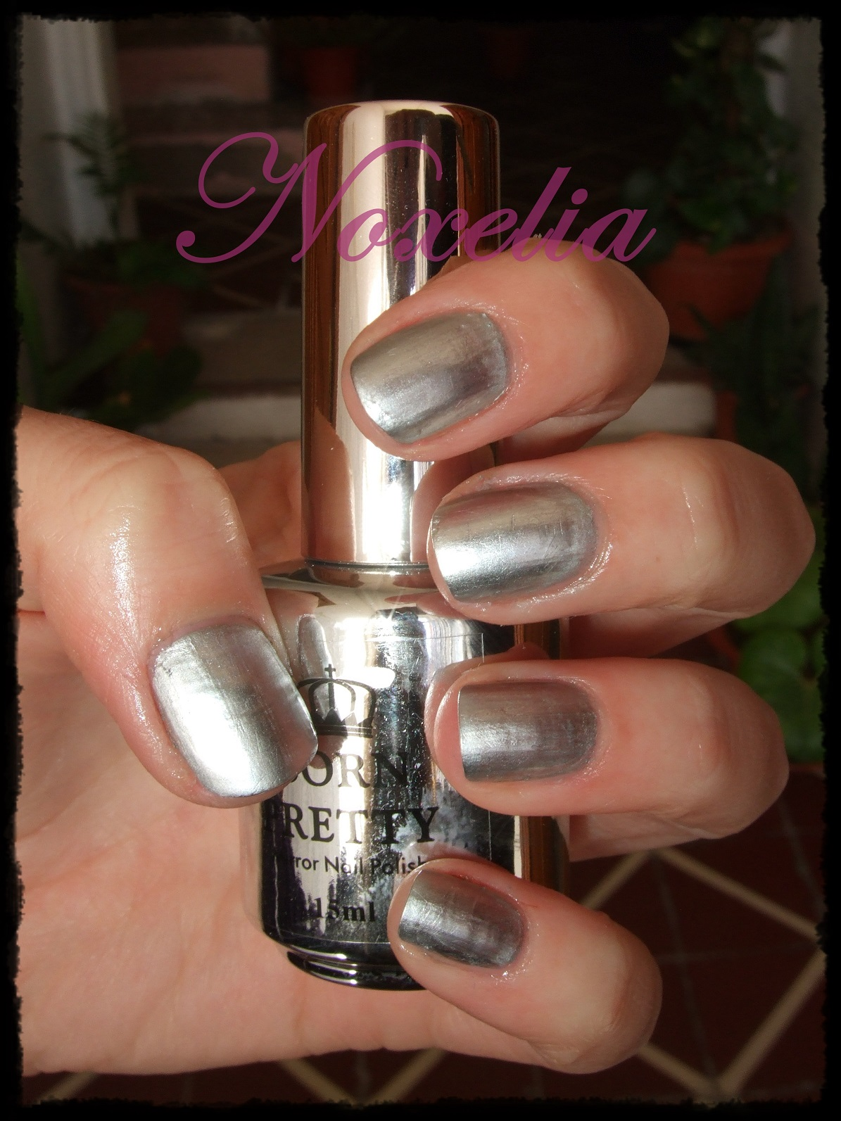 Noxelia: Stamping nail art: Colaboración con BornPrettyStore LXIV y ...