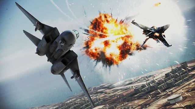 Nuevo tráiler de Ace Combat 7: Skies Unknown